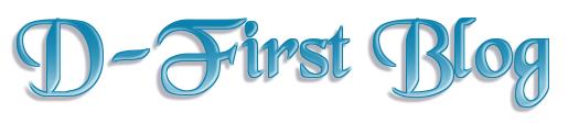 D-First Blog