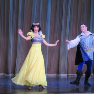 白雪姫、王子