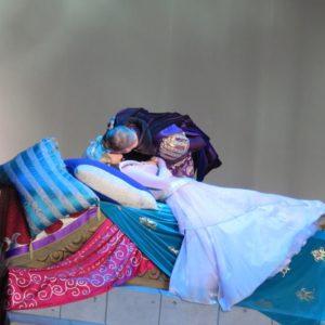 オーロラ姫とフィリップ王子