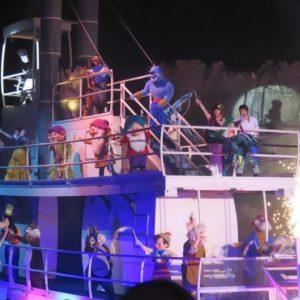 蒸気船ウィーリーのウィリーリバーボート
