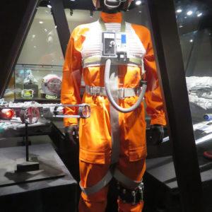 反乱軍のパイロットスーツ